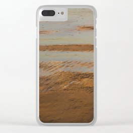 Late Reflect Clear iPhone Case