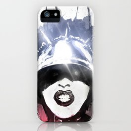 MMarilyn iPhone Case