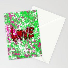 Melting Love Stationery Cards