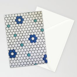 Historic Hexagons Stationery Cards