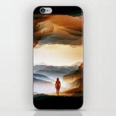 Quiet Heat iPhone & iPod Skin