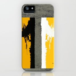 Topaz Eleven iPhone Case