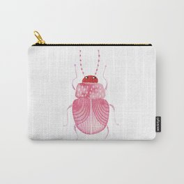 Sarcastic Beetle Carry-All Pouch