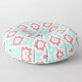 Moroccan Tile Floor Pillow