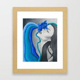 Unfolding Souls Framed Art Print
