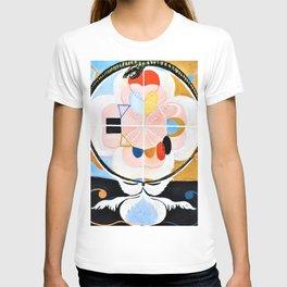 12,000pixel-500dpi - Hilma af Klint - Evolution, No. 13, Group VI - Digital Remastered Edition T-shirt