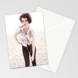 Beach Wayfarer  Stationery Cards