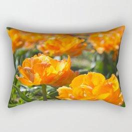 Tulips 2 #floral #tulip Rectangular Pillow