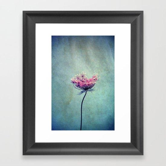 belle Framed Art Print