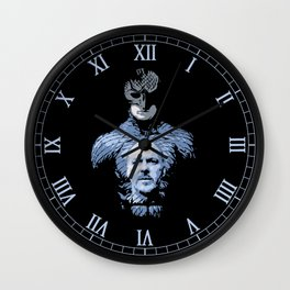 The Birdman Wall Clock