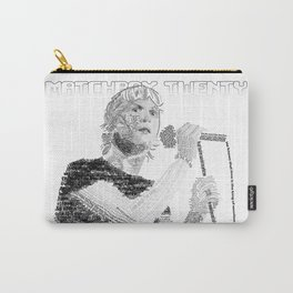 Matchbox Twenty Rob Thomas Lyrics Carry-All Pouch