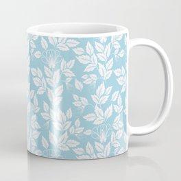 Leaves Pattern 10 Coffee Mug