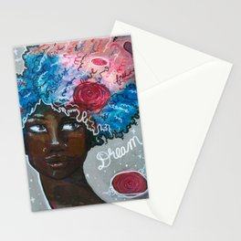 Dream Up Girl Stationery Cards