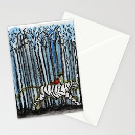 Run wild my child Stationery Cards