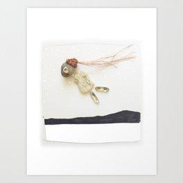 Stone Spirit / Flying Art Print