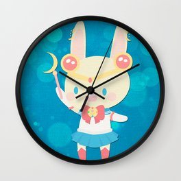 Sailor Usagi Wall Clock