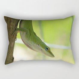 Feeling Green Rectangular Pillow