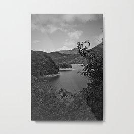 Tai Tam Reservoirs Metal Print