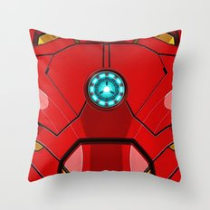 IRON MAN Iron man Body Armor Throw Pillow