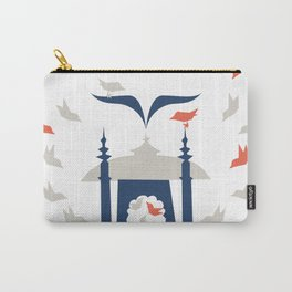 Gathering Birds (Home) Carry-All Pouch