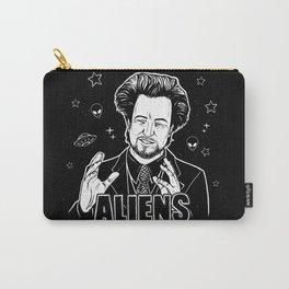 Aliens Guy (Giorgio Tsoukalos) Carry-All Pouch