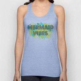 Mermaid Vibes Unisex Tank Top