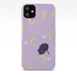 Sailor moon bed iPhone Case