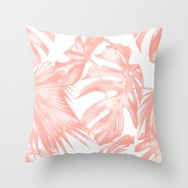 Vacay Throw Pillow