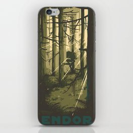 Visit Endor iPhone Skin