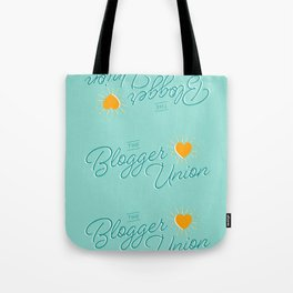 The Blogger Union Tote Bag
