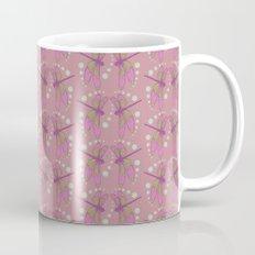 pattern with dragonflies 3 Mug