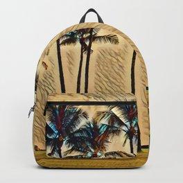Hawaiian Vacation Backpack