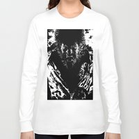 werewolf Long Sleeve T-shirts featuring Werewolf by PCRK