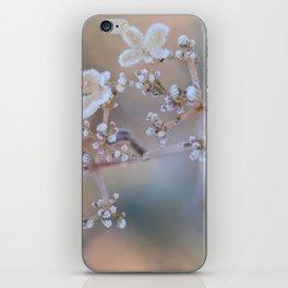 Frosty Viburnum iPhone Skin