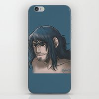 kili iPhone & iPod Skins featuring Kili ColorPalette by AlyTheKitten