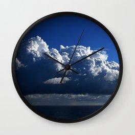 Ocen Clouds Wall Clock