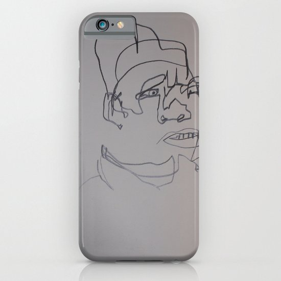 UNTITLED iPhone & iPod Case