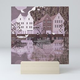 Norway 9 Mini Art Print