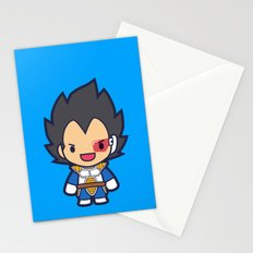 FunSized Vegeta Stationery Cards