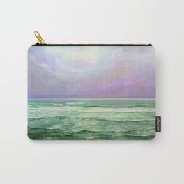 Wave Meditation by Amanda Martinson Carry-All Pouch