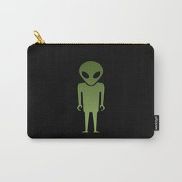 Extraterrestrial Alien Body Carry-All Pouch