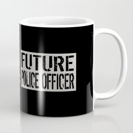 Police: Future Police Officer Coffee Mug