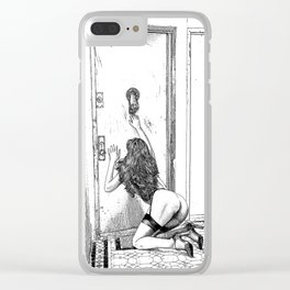 asc 700 - L'audience reportée (The missed handshake) Clear iPhone Case