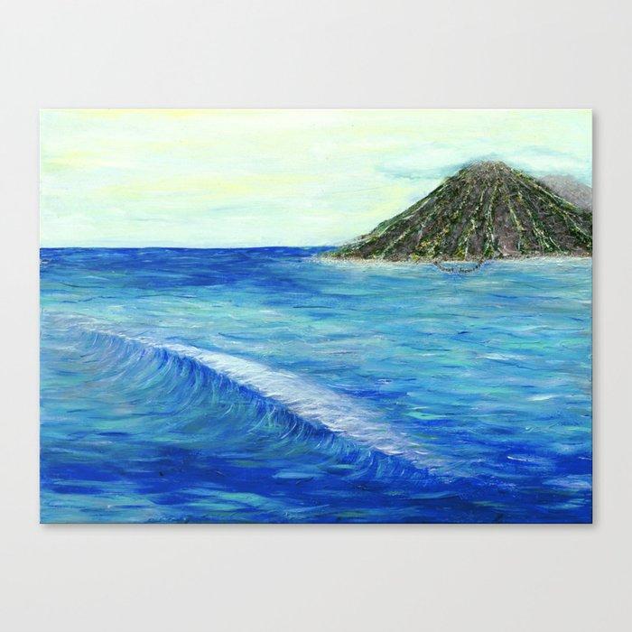 Old Hawaii 2 of 3 Canvas Print