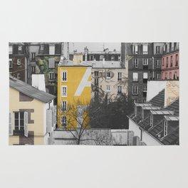 Paris I (Tags) Rug
