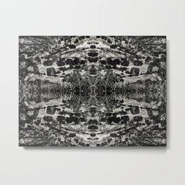 Hills geometry IV Metal Print
