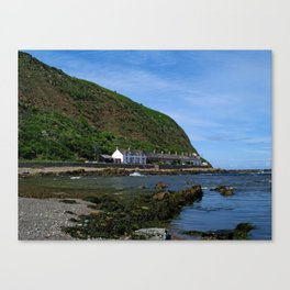 Partanhall Canvas Print