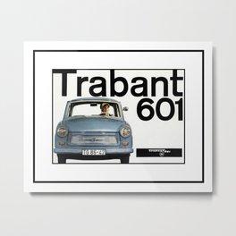 Automotive Art 230 Metal Print
