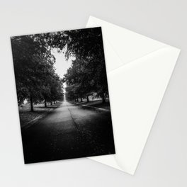 The Lone Walk Stationery Cards