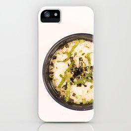 Beautiful Food by Marisa Harris iPhone Case